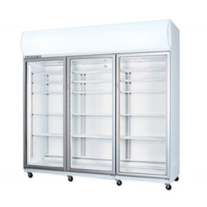Skope SK2000 Triple Door Drink Fridge – 1825 Litre