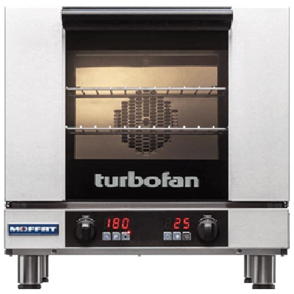 Turbofan Digital Electric Convection Oven E23D3