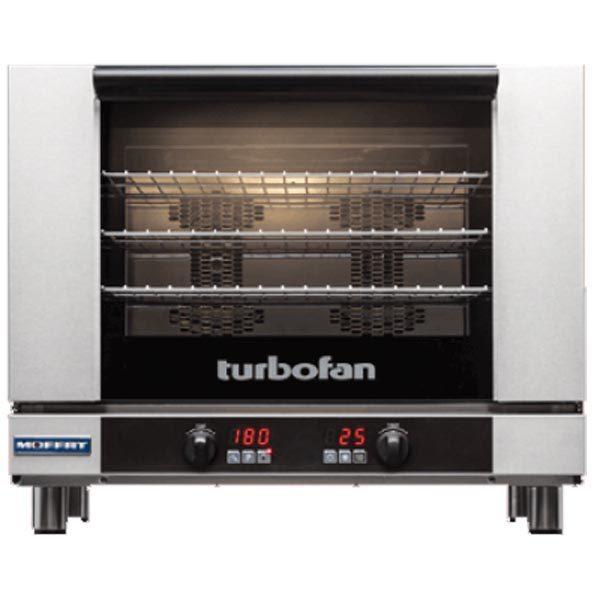 Turbofan Digital Electric Convection Oven E28D4