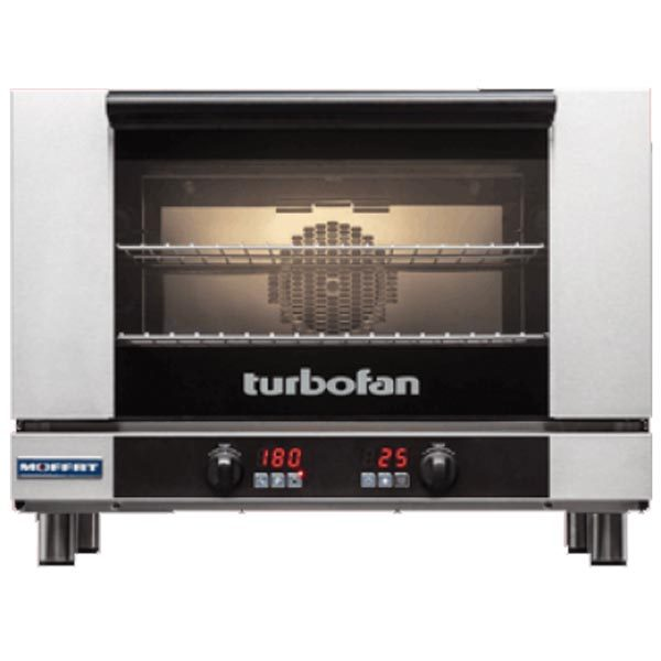 Turbofan E27D2 - Full Size Digital Electric Convection Oven