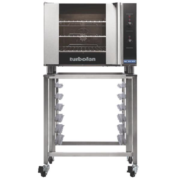Turbofan Manual Electric Convection Oven E30M3
