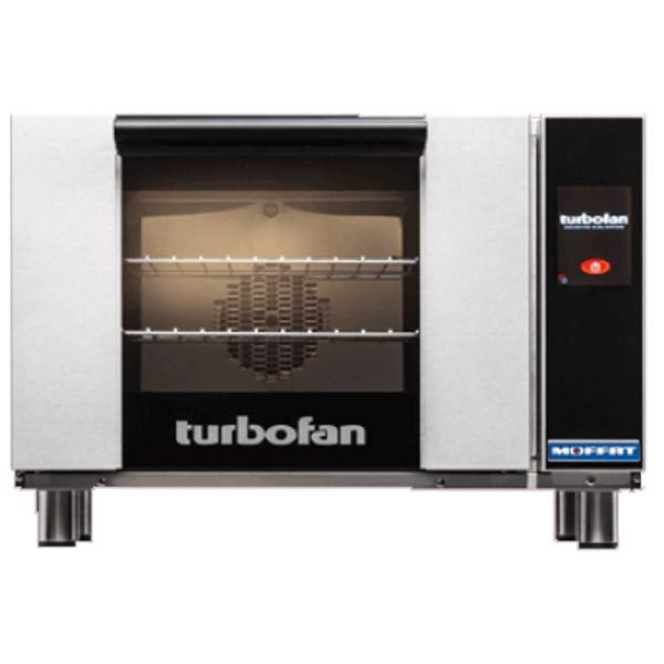 Turbofan Touch Screen Electric Convection Oven E23T3