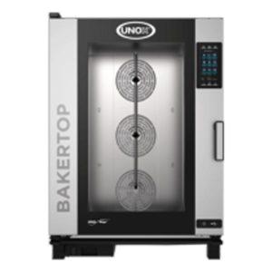 Unox BAKERTOP MIND.Maps™ PLUS Gas Combi Oven XEBC-10EU-GPR