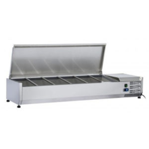 VRX1200S/VRX1500S/VRX1800S Refrigerated Ingredient Unit