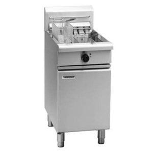 Waldorf 450mm Fast Fri Single Pan Electric Fryer FN8127E