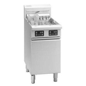 Waldorf 450mm Fast Fri Twin Pan Electric Fryer FN8224EE