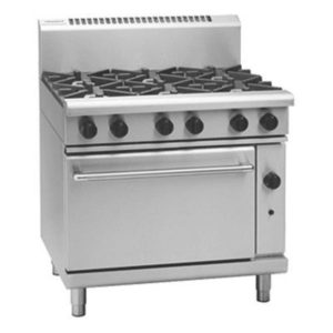 Waldorf 800 Series – 900mm Gas Range Static Oven RN8610G