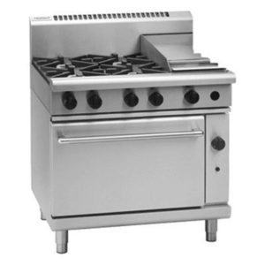 Waldorf 800 Series – 900mm Gas Range Static Oven RN8613G