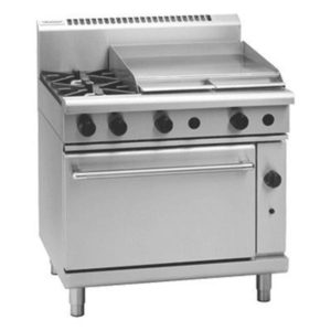Waldorf 800 Series – 900mm Gas Range Static Oven RN8619G