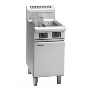 Waldorf 450mm Fast Fry – Twin Pan Gas Fryers FN8226GE