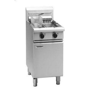 Waldorf Fast Fri Twin Pan Electric Fryer FN8224E