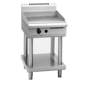 Waldorf 600mm Gas Griddle – Leg Stand Model GP8600G-LS
