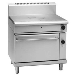 Waldorf 900mm Gas Target Top – Electric Convection Oven Range RN8110GEC