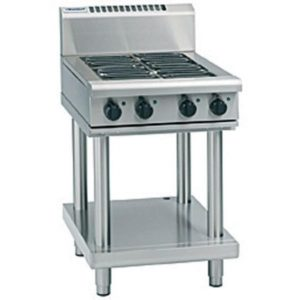 Waldorf 600mm Electric Cooktop – Leg Stand Model RN8400E-LS