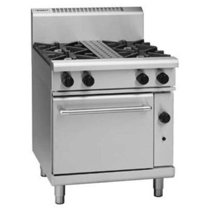 Waldorf 750mm Burner Gas Range – Static Oven RN8510G