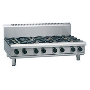 Waldorf 1200mm 8 Burner Gas Cooktop – Bench Model