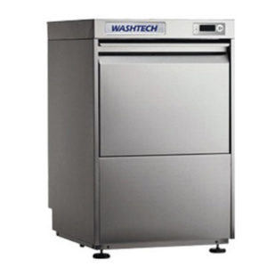 Washtech GL Premium Fully Insulated Undercounter Glasswasher / Dishwasher – 450mm Rack
