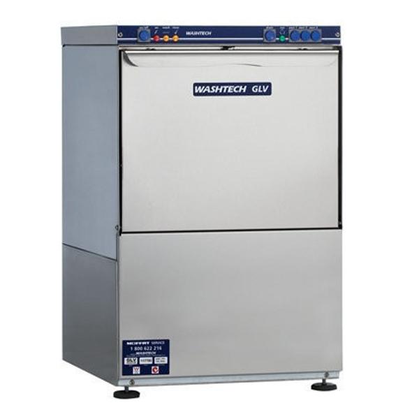 Washtech GLV High Performance Undercounter Dishwasher - 450mm Rack