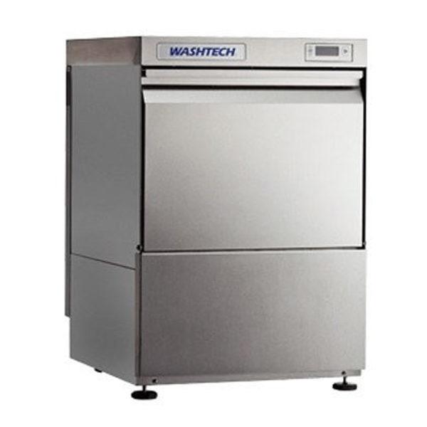 Washtech UD Professional Undercounter Glasswasher /Dishwasher - 500mm Rack