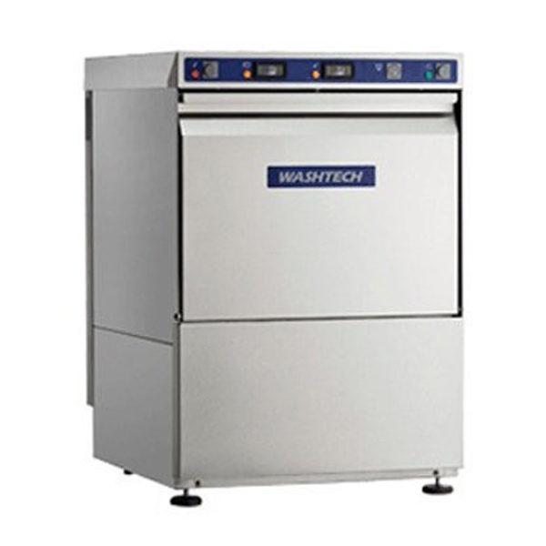 Washtech XU Economy Undercounter Dishwasher - 500 Rack