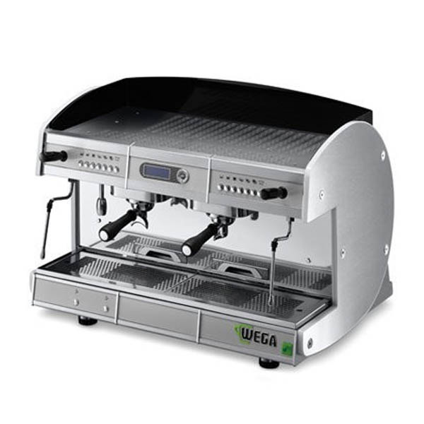 Wega EVD2C Concept 2 Group Green Line Coffee Machine