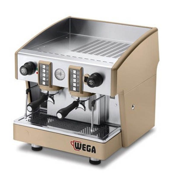 Wega EVD2CAT Atlas 2 Group Compact Electronic Coffee Machine