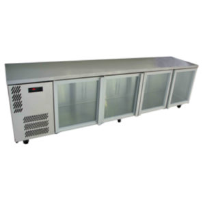 Williams Hbs4ugdcbb 4 Door Back Bar Chiller2