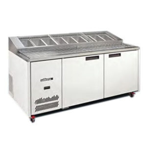 Williams HJ1PCBA Jade Pizza & Preparation Counter