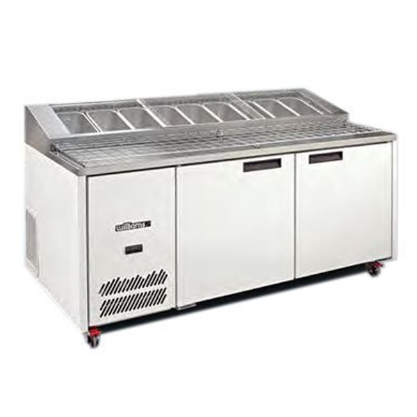 Williams HJ1PCBA Jade Pizza And Preparation Counter(1)