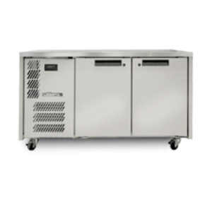 Williams HO2UFB 2-Door Refrigerated Counter