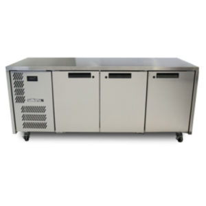 Williams HO3UFB 3-Door Refrigerated Counter