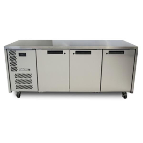 Williams HO3UFB 3-Door Refrigerated Counter