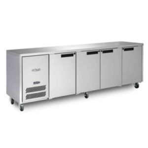 Williams Ho4ufb 4 Door Refrigerated Counter2