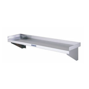 Simply Stainless SS10.2100 Solid Wall Shelf – 2100mm