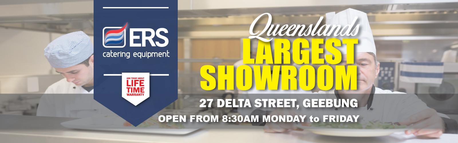 ERS Showroom 27 Delta St, Geebung QLD