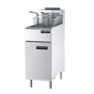 Gas Deep Fryer Heavy Duty