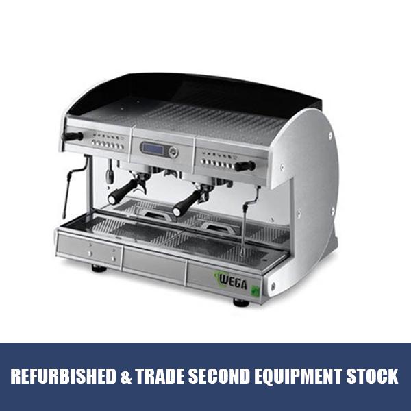 Boema 2 Group Coffee Machine D-2S15A