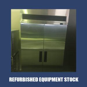 Skope 2 Door Freezer VF1000GP