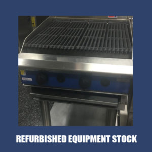 Blue Seal Grill G594-LS
