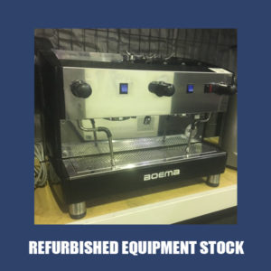 Boema 2 Group Coffee Machine D-2S15A