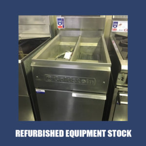 Goldstein Twin Pan Fryer TGT-18