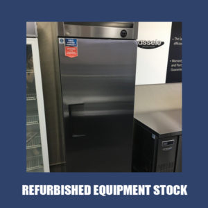 True Upright Fridge T-23