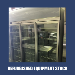 Bromic 3 Door Freezer UF1500LF