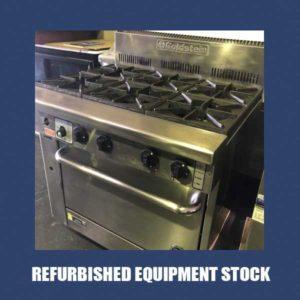 Goldstein Range Oven PF628