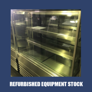 Koldtech Refrigerated Display SQRCD-15-BA