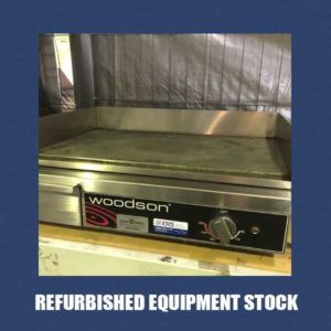 Woodson Griddle Hot Plate W.GDA50