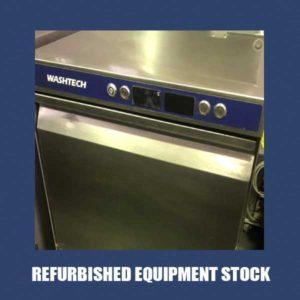 Washtech Stainless Steel Dishwasher XU