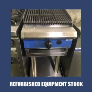 Blue Seal Grill G593LS
