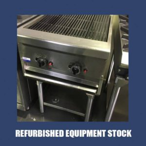 Waldorf Char Grill On Stand – NAT GAS CH8600G-LS