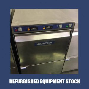 Washtech Dishwasher XU